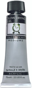 Daler Rowney Slow Drying Gel Medium 75ml