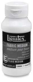 Liquitex Fabric Fluid Medium