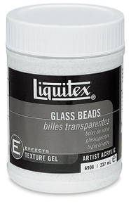 Liquitex Glass Beads Texture Gel