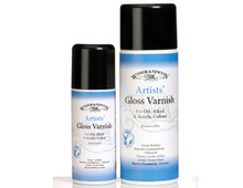 Winsor & Newton Gloss Aerosol Varnish