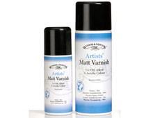 Winsor & Newton Matt Aerosol Varnish