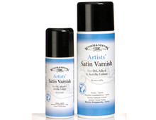 Winsor & Newton Satin Aerosol Varnish
