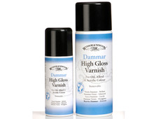 Winsor & Newton Dammar High Gloss Aerosol Varnish