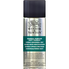 Winsor & Newton General Purpose Matt Aerosol Varnish