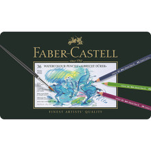 Faber Castell Albrecht Durer Watercolour Pencil Set - Tin of 36