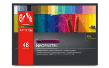 Caran D'Ache Neopastel Oil Pastels - Set of 48