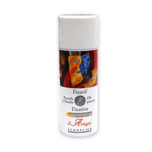 Sennelier Fixative for Oil Pastels (400ml)