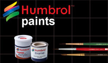 Humbrol Enamel Paints For AirFix Kits