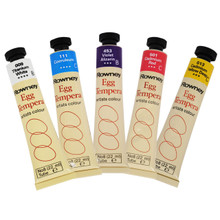 Daler Rowney Egg Tempera - 22ml Tubes