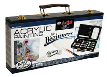 Acrylic Painting for Beginners Wooden Box