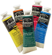 Winsor & Newton Artisan Water Mixable Oil Colour - 37ml (30% OFF)