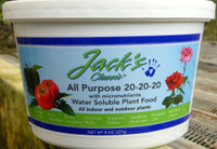 Jack's All Purpose 20-20-20 fertilizer