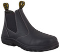 26-620 Oliver Black Elastic Sided NON-SAFETY Boot NEW PRODUCT