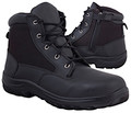 26-660 Oliver 140mm Zip Sided NON-SAFETY Boot with CORDURA