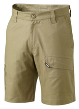 K17820 Workcool 2 Cotton Ripstop Short Colour - Khaki