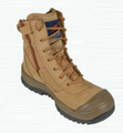 451050 Wheat High Leg ZipSider Boot