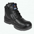 461020 Black ZipSider Boot