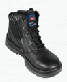 261020, Black ZipSider Boot