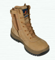 251050 Wheat High Leg ZipSider Boot