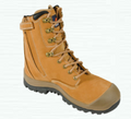 551050 Wheat High Leg ZipSider Boot