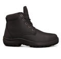 34-634 Ankle Height Lace Up Boot, Water Resistant Full Grain Leather, Padded  Comfort Collar, Fully Lined.