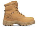 """150mm (6"""") Lace Up Boot, Water Resistant Nubuck Leather, Fully Lined, Lace Locking Device, Composite Toe Cap"""