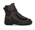 Smelter Boot with steel toe cap, Heat Resistant & Flame Retardant Leather, External Metatarsal Guard, Toe Bumper Protection, Padded Comfort Collar.