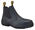 34-680 Oliver Black Elastic Sided Safety Boot