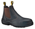 34-626 Oliver Claret Elastic Sided Safety boot