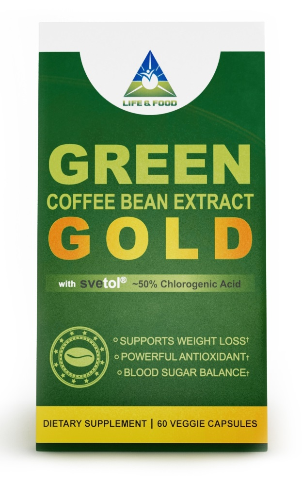 Life & Food Green Coffee Bean Extract