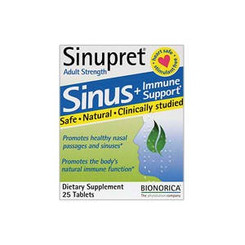 Sinupret®, 25 tablets