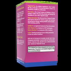 Ultra Probiotic 6b Kid's Digestive Health Formula - Wildberry Flavored Chews,  6B CFU, 2 Strains