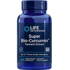 Super Bio-Curcumin® Turmeric Extract, 400 mg 60 vegetarian capsules