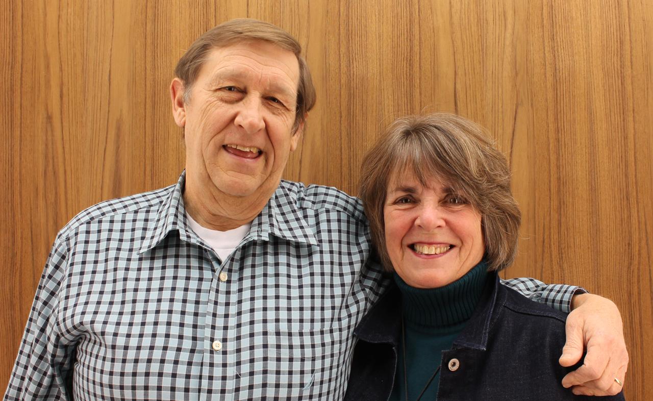 Bob and Patty Morgan, Veneer Factory Outlet.com