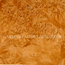 Maple Burl Veneer Savings At Maple Burl Veneer Factory Outlet.com