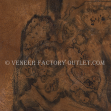 Walnut Burl Veneer Cutoffs Deals.  Walnut Burl Veneer Outlet.com