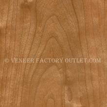 Cherry Veneer Sheets Cutoffs Savings @ Veneer Factory Outlet.com