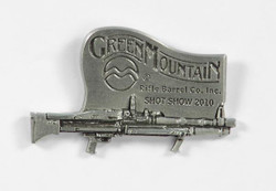 Green Mountain Shot Show 2010 Commemorative Pin