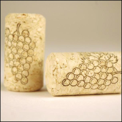 9 x 1 3/4 First Quality Straight Wine Corks 100 ct