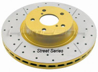 DBA Street Series Rotors- Drilled/Slotted  91-93 Front Pair