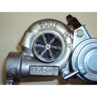 Dynamic Racing DR650 Billet Turbos