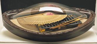 Fan Acrylic Dome