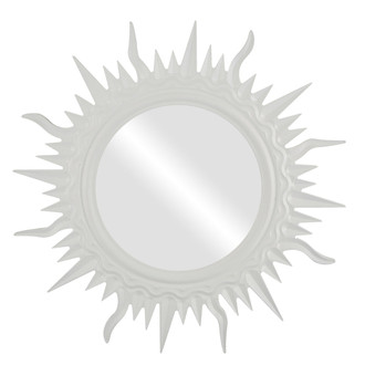 C0004 in Linen White with Flat Mirror