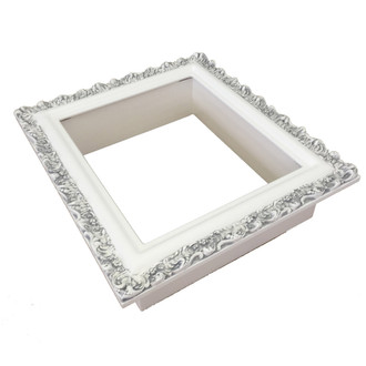 Linen White Shadowbox