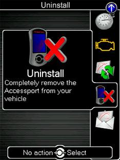 Cobb AccessPort V3 Uninstall