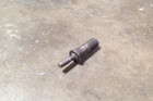 Harley Panhead Glide Tree Stem Damper Adjusting Screw  (OEM #46743-60, 1960-71)