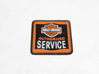 Harley-Davidison Authorized Service Embroidered Patch