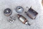 Harley Shovelhead Hitachi Starter Motor Parts