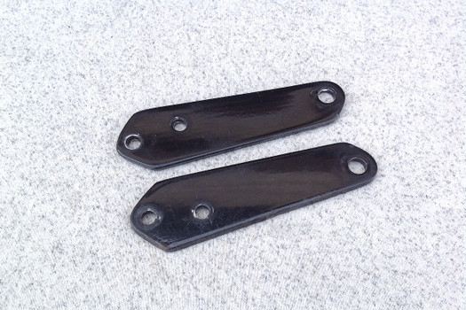 Harley-Davidson FXD Dyna Forward Foot Rest Plates (OEM