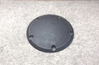 Harley Twin Cam 5-Hole Primary Clutch Cover  (OEM, Black)